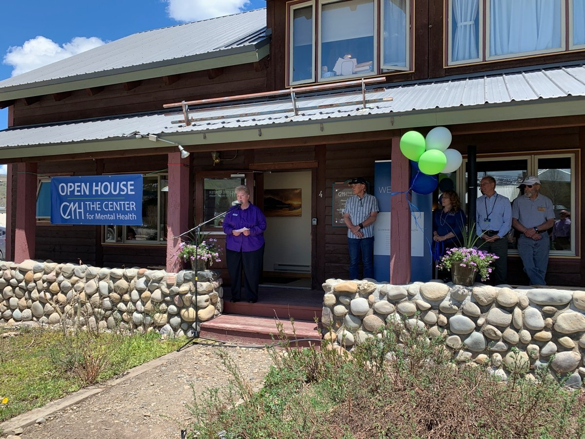 New Center for Mental Health Location Opens in Crested Butte