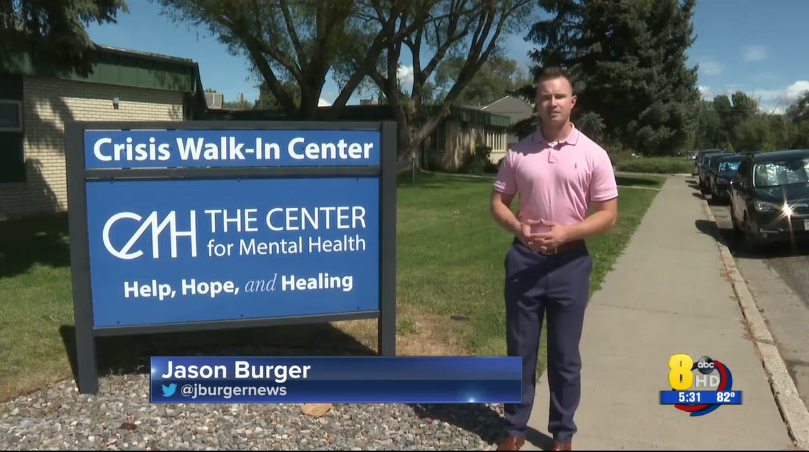 KJCT8 News: Mental health crisis walk-in center open in Montrose