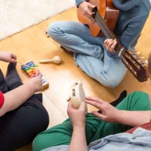 Music-Assisted Therapy