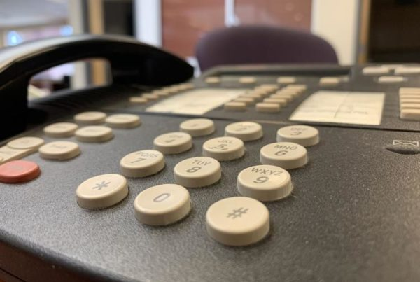 A multi-line telephone system. (Montrose Daily Press file photo)